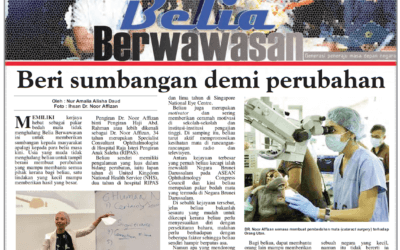 Visionary Youth – Pelita Brunei Feature