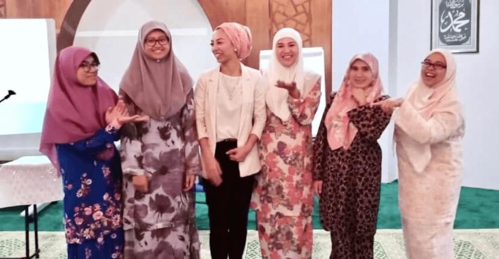 Noor Affizan public speaker brunei