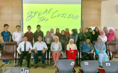 Breaking The Ceiling – University Brunei Darussalam