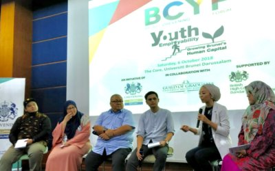 The Brunei Chevening Youth Forum 2018