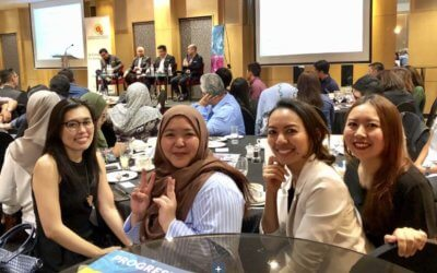 Young Entrepreneur Association Brunei Event