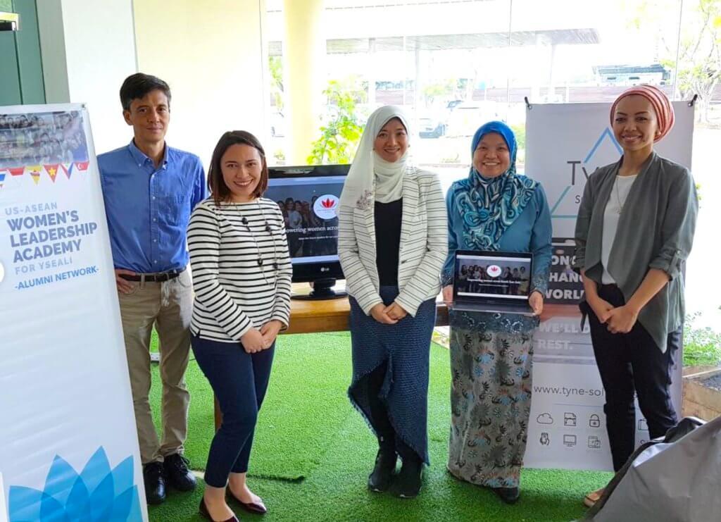 Noor Affizan Rahman Brunei Women Leaders
