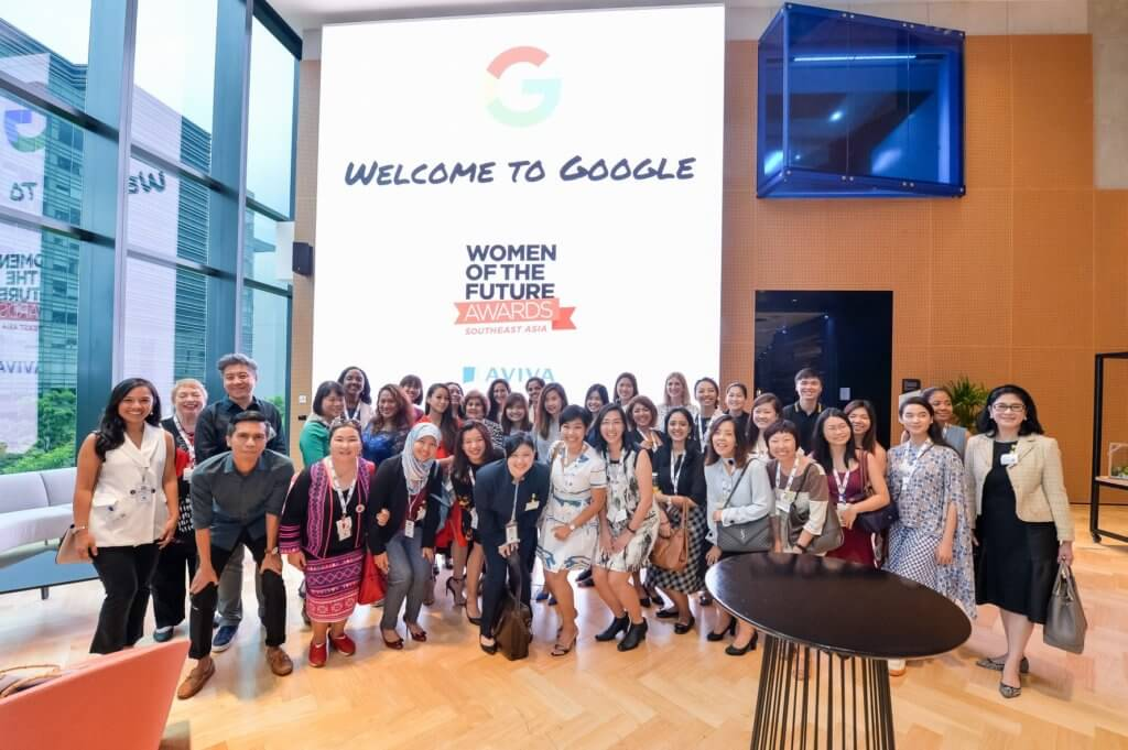Women of the Future SEA 2019 at Google