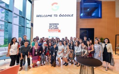 Women of the Future SEA 2019 Shortlist & Google Tour