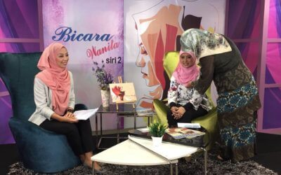 Featured on 'Bicara Wanita' – Radio Television Brunei