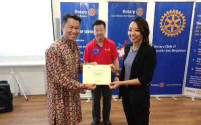 Preventing blindness in ASEAN and beyond – Rotary Club