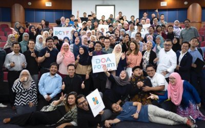 Chevening Forum 2020 – Solution Driven Generation