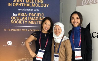 Young Ophthalmologists Meeting in Singapore