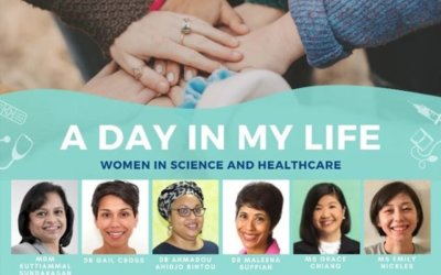 Women in Science and Healthcare (WISH) Event