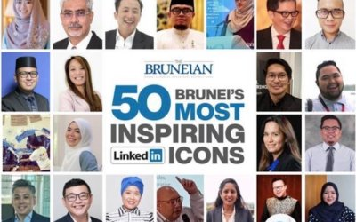 The Bruneian – 100th Issue LinkedIn Feature