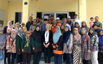 All Eyes on Eyecare – Health Promotion in Kuala Beliat
