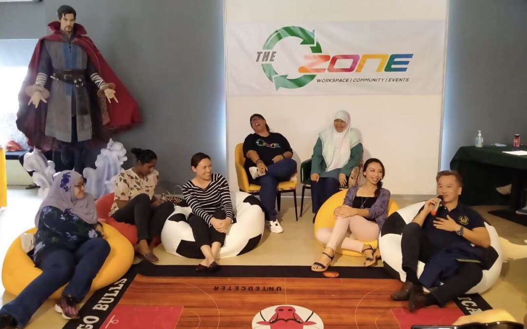 Get Hired Weekend with The Ozone Brunei