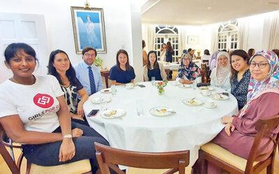 Women of the Future SEA Awards 2021 Launch