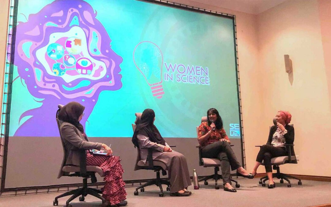 Seria Energy Lab – Women in Science Bootcamp