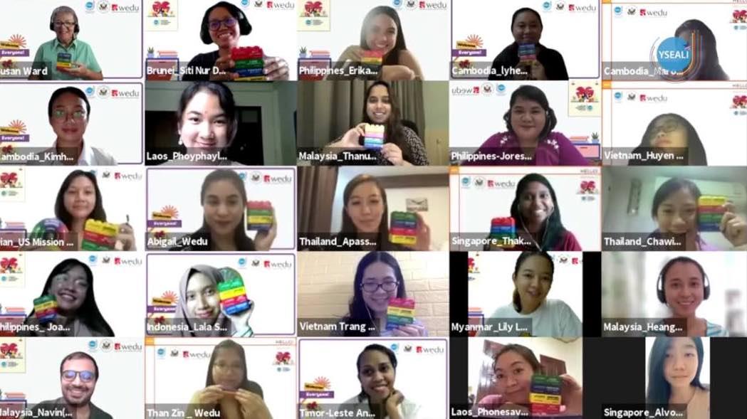 The Women's Leadership Academy for YSEALI 2021